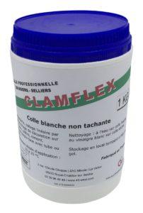 colle blanche galon clamflex