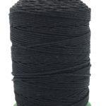 fil cordonnet lin 232 noir