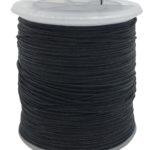 fil cordonnet lin 332 noir