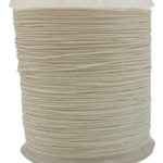 fil cordonnet lin 432 blanc