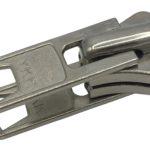 curseur double tirette metal