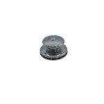 Loxx bouton laiton chrome