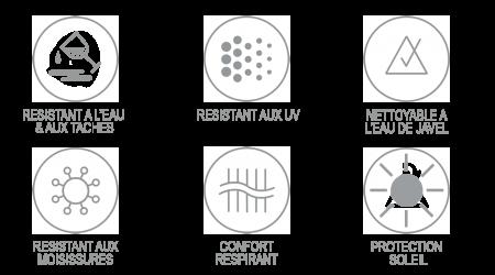 Logos protection et résistance
