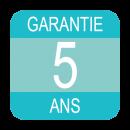 logo garantie 5 ans